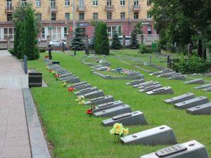 Минское военное кладбище