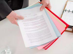 документы для похорон