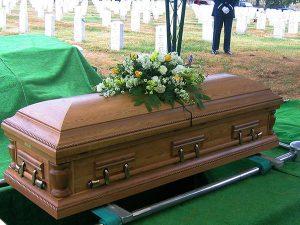 Виды гробов