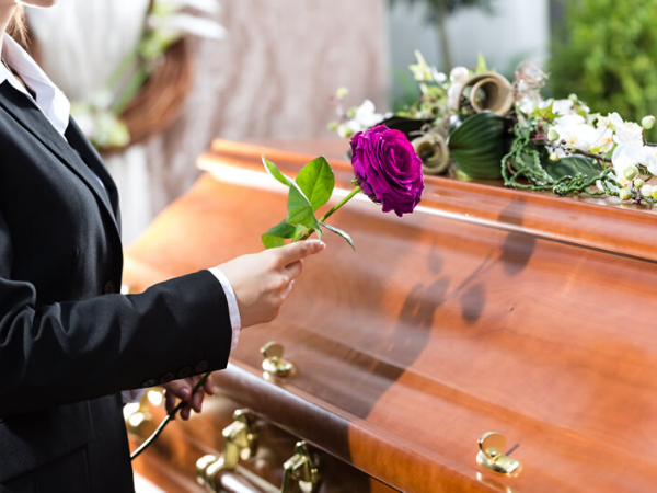 особенности копки могил