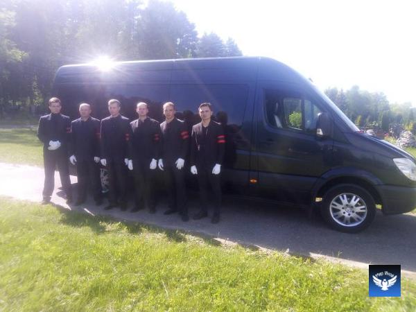 Организация похорон Минск